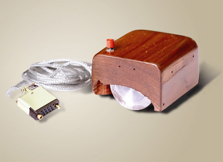 Protype of first mouse