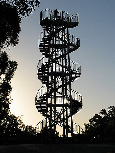 DNA tower