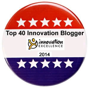 Top 40 Innovation Bloggers 2014