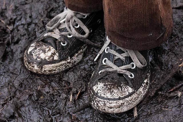 muddy converse
