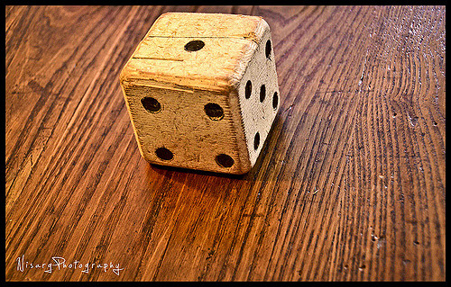 lets roll the dice